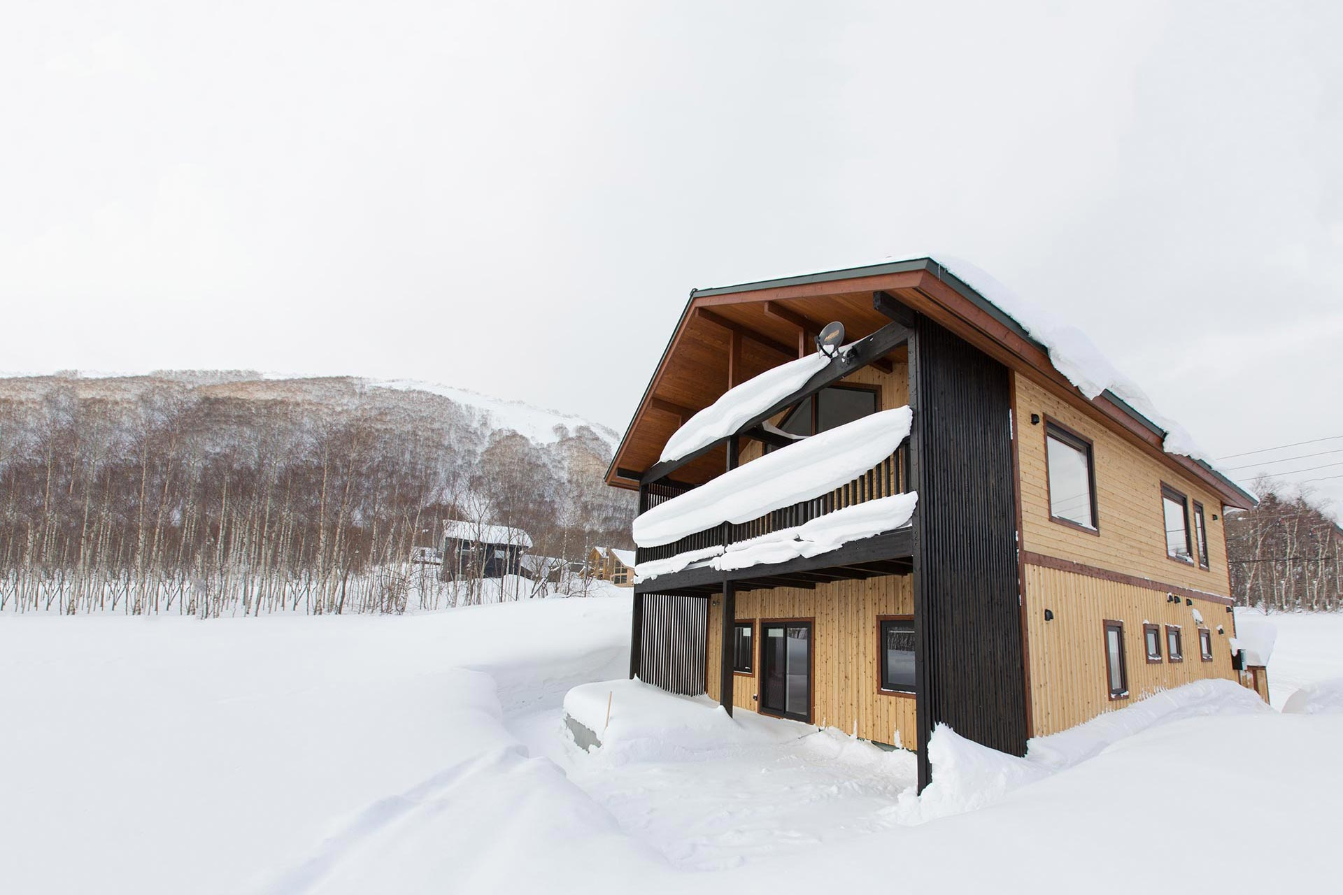 Timbercrafted Homes - Niseko Construction, Niseko Builder, Niseko Custom Homes